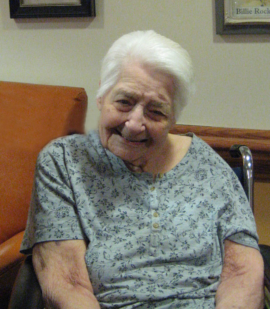 Garden Gate Resident Celebrates 100 Years The Mcguire Group