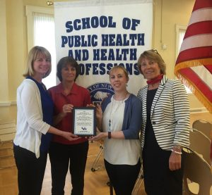 TMG therapy award from UB