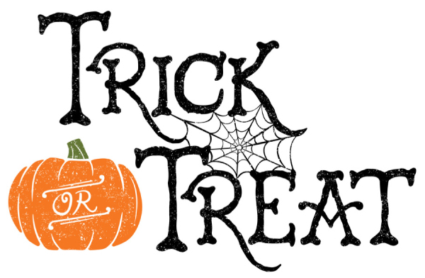 Image result for trick or treat